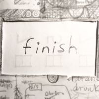 finish - word of the week - triplo クリエイティブラーニング英会話