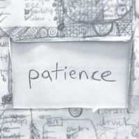 patience - word of the week - triplo クリエイティブラーニング英会話
