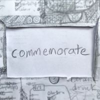 commemorate - word of the week - triplo クリエイティブラーニング英会話