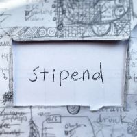 stipend - word of the week - triplo クリエイティブラーニング英会話 新宿御苑前