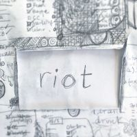 riot - word of the week - triplo クリエイティブラーニング英会話