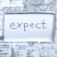 expect - word of the week - triplo クリエイティブラーニング英会話