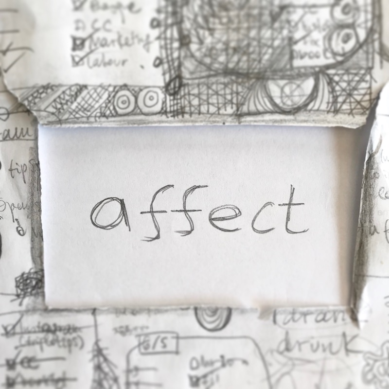 triplo word of the week - affect