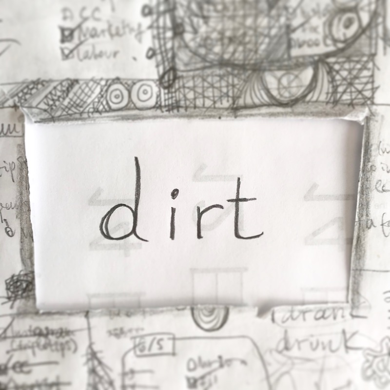 triplo word of the week - dirt