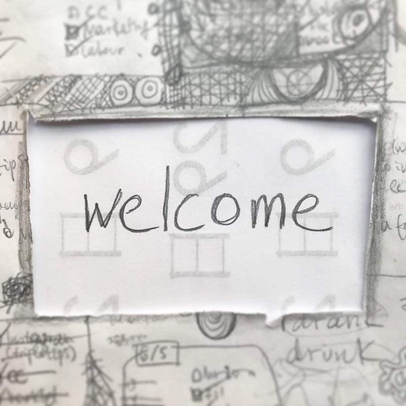 triplo word of the week - welcome