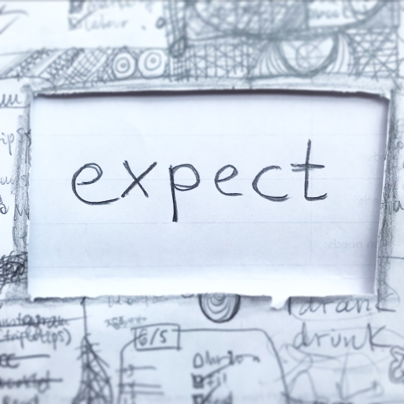 triplo word of the week - expect