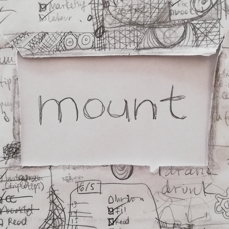 triplo word of the week - mount