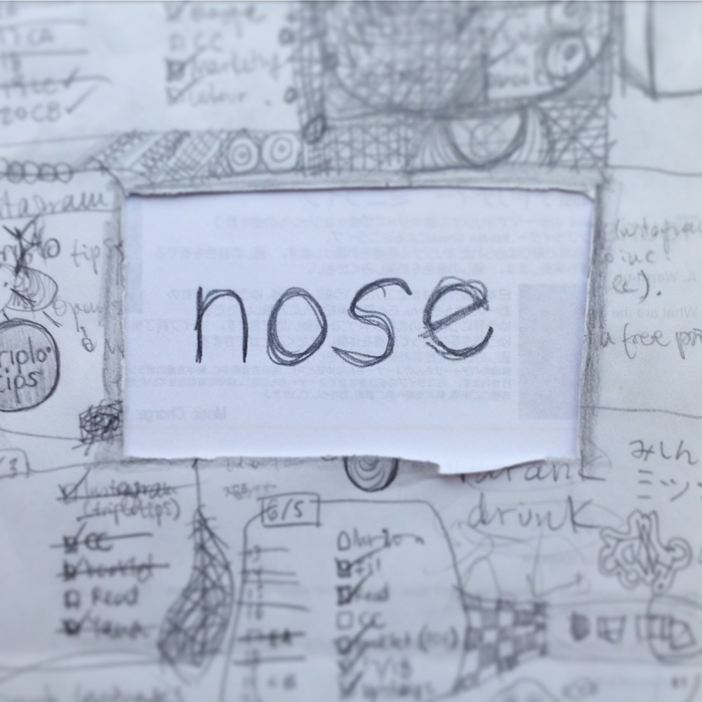 triplo word of the week - nose