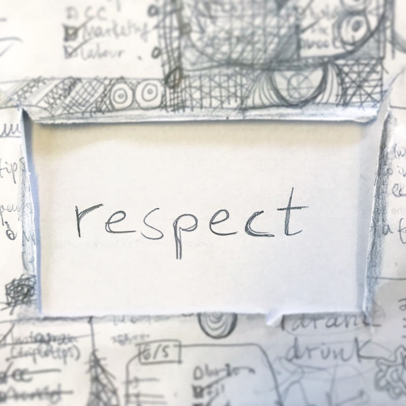 triplo word of the week - respect