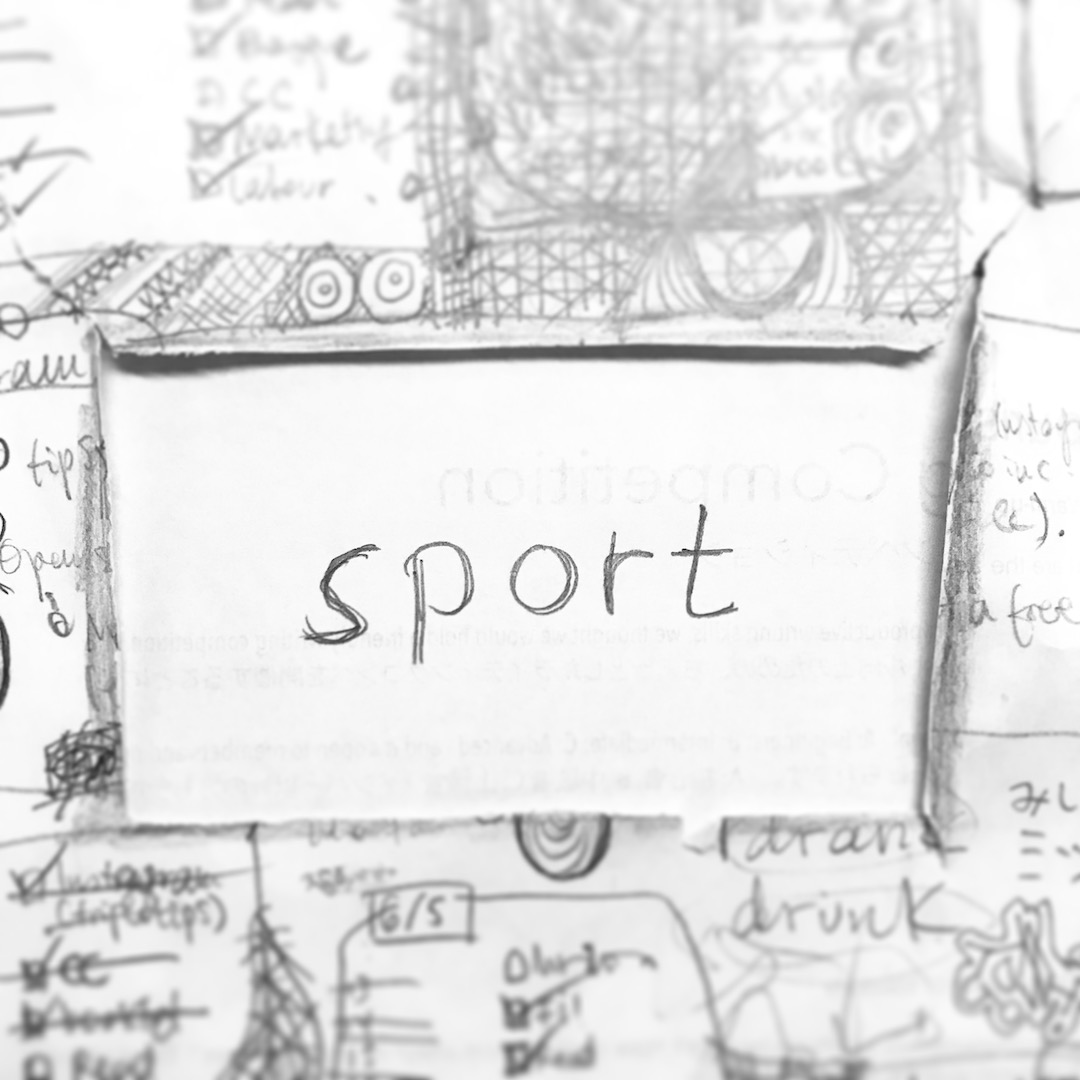 triplo word of the week - sport