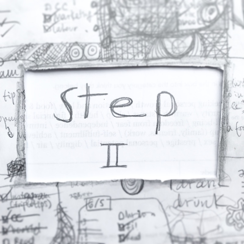 triplo word of the week - step