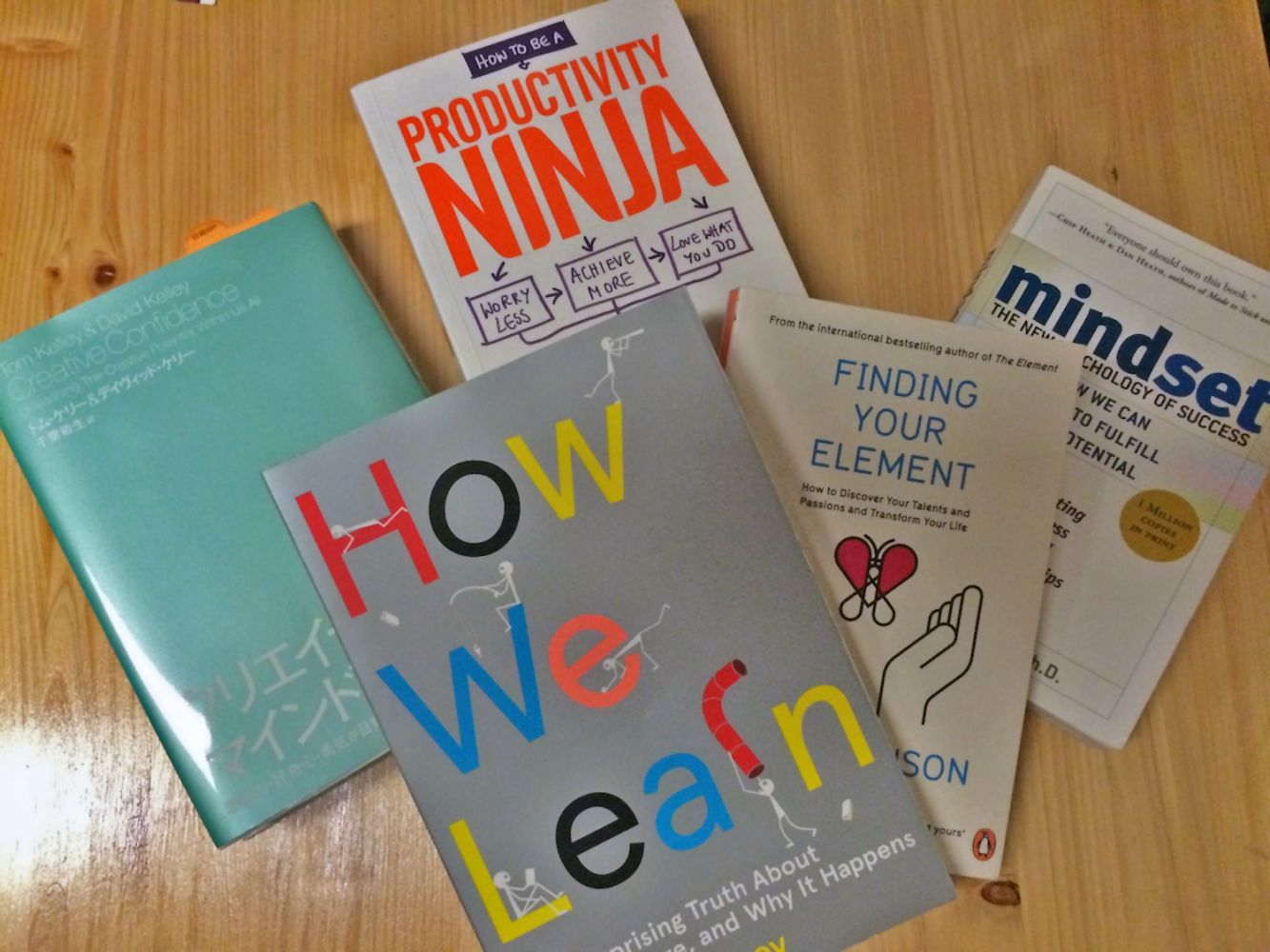 five books for teachers