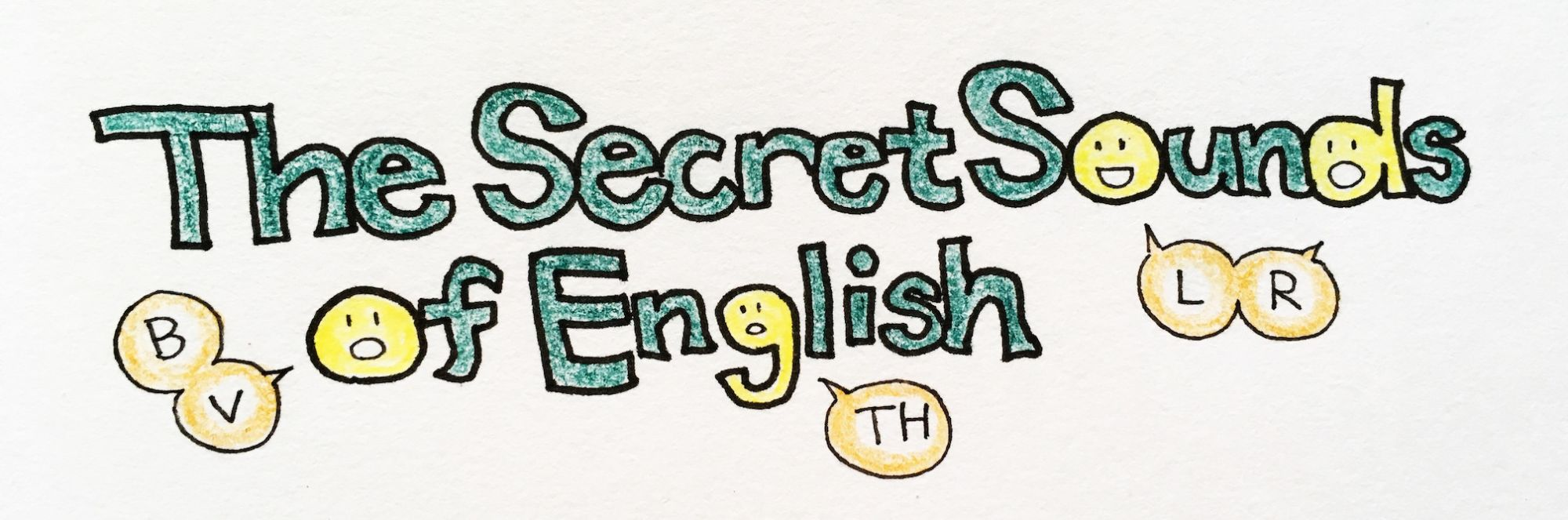 Secret Sounds of English